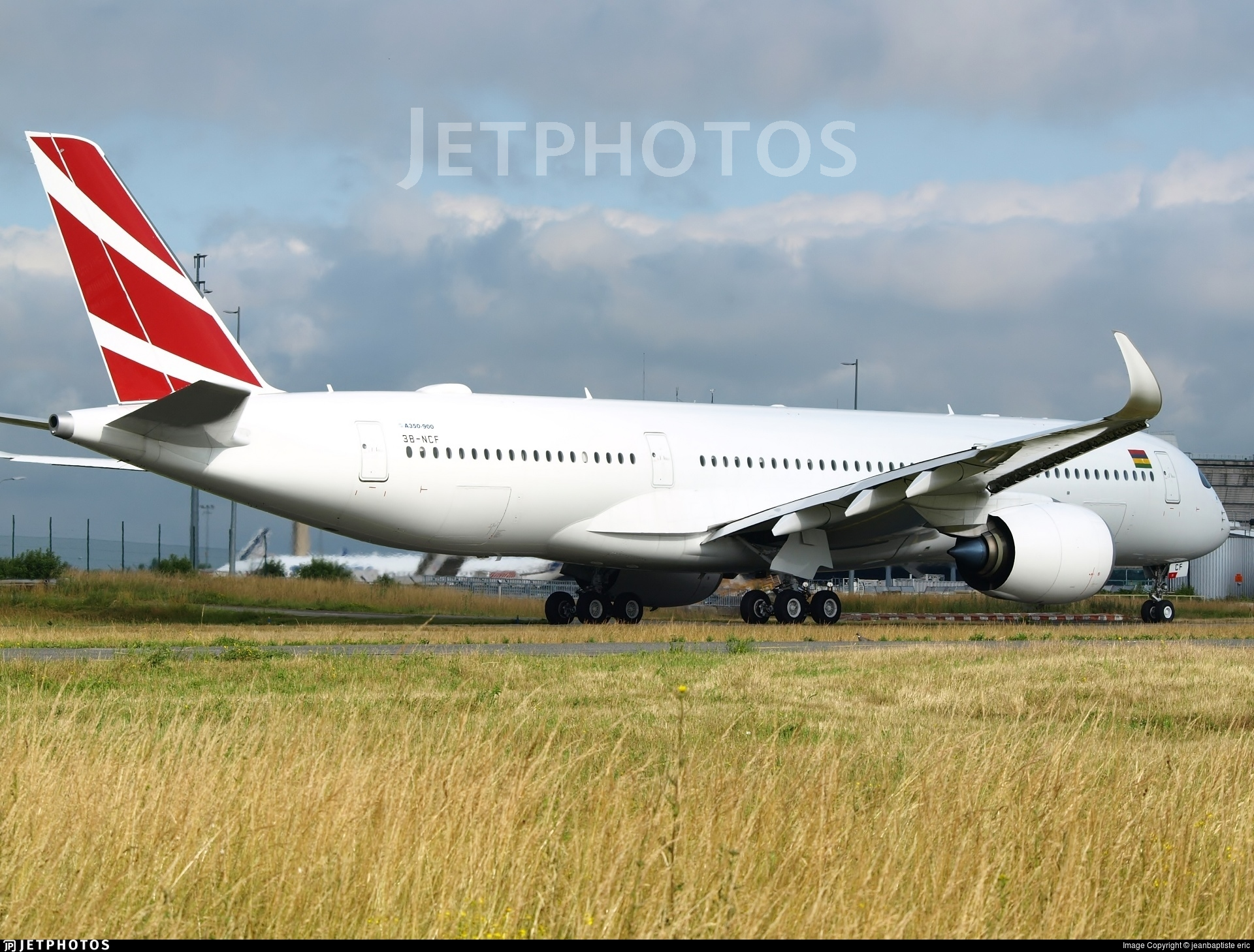 3B-NCF - Airbus A350-941 - Air Mauritius