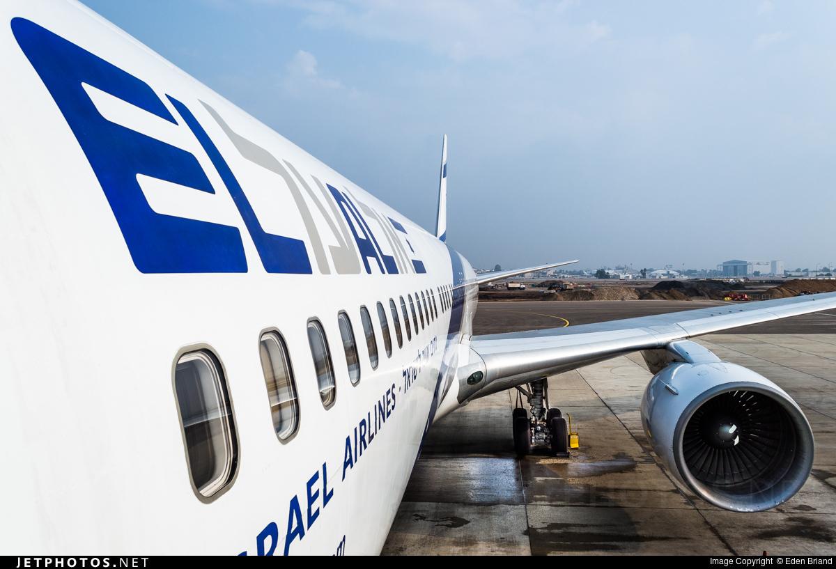4X-EAR - Boeing 767-352(ER) - El Al Israel Airlines