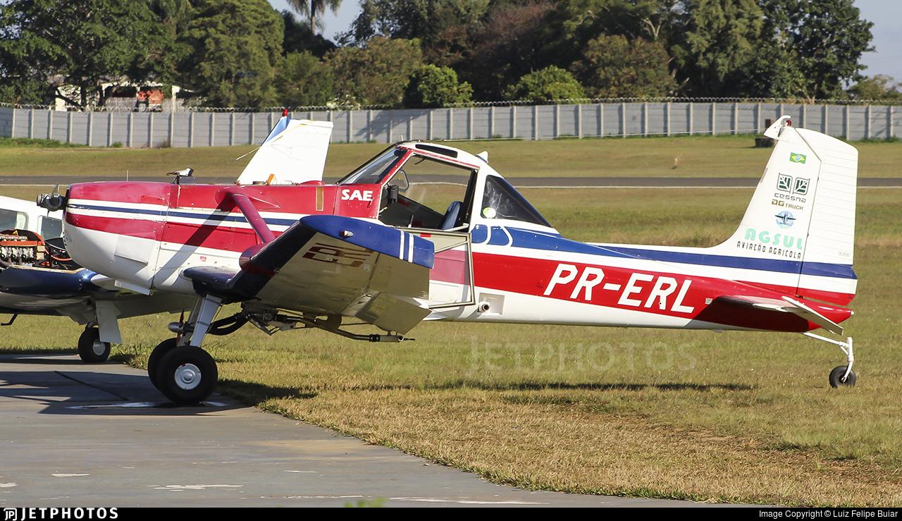 PR-ERL - Cessna A188B Ag Truck - Private