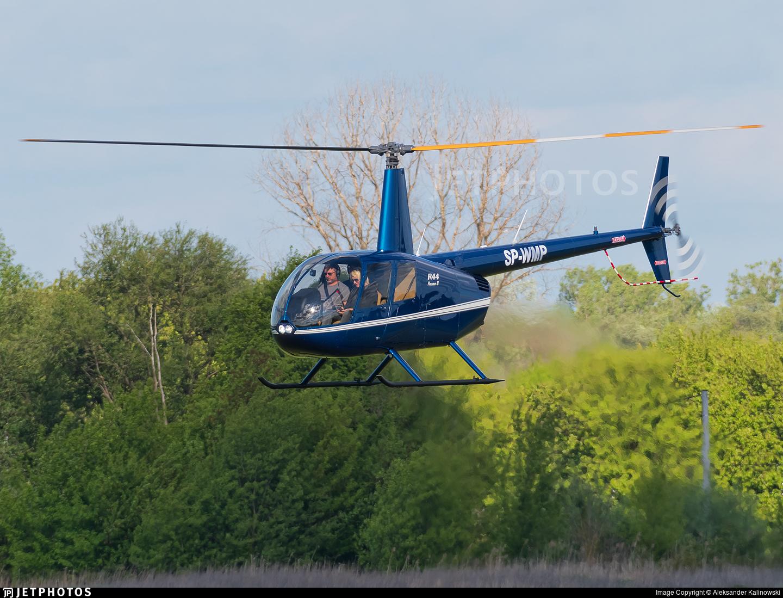 SP-WMP - Robinson R44 Raven II - Private