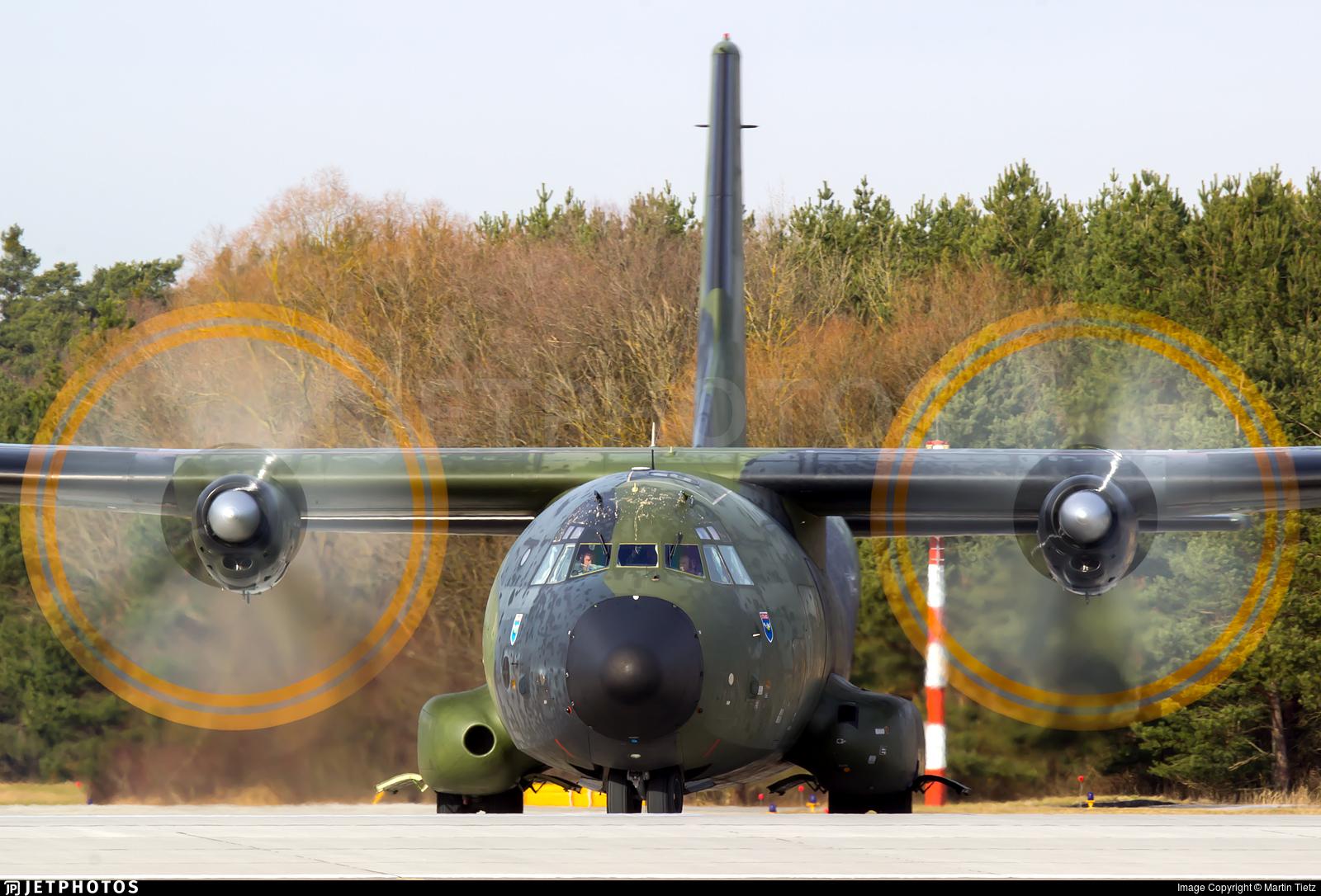 50-61 - Transall C-160D - Germany - Air Force