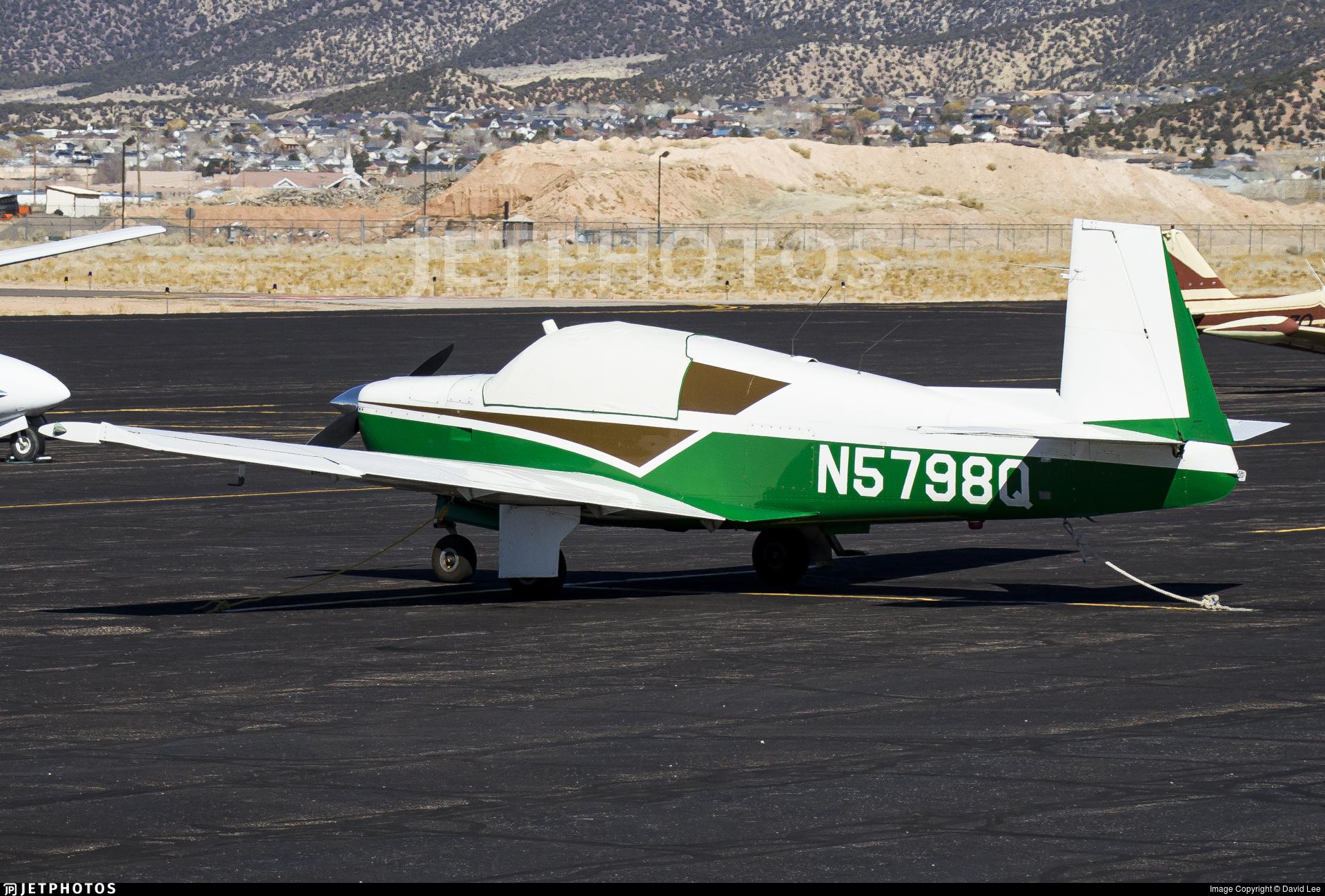 N5798Q - Mooney M20C - Private