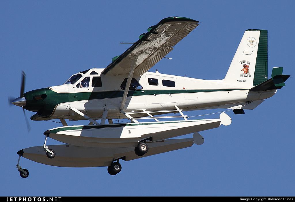 N917WG - De Havilland Canada DHC-2 Mk.III Turbo-Beaver - Amphib Air