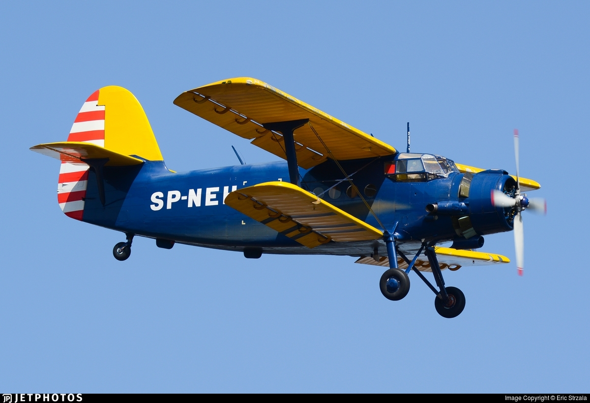 SP-NEH - Antonov An-2TD - Private