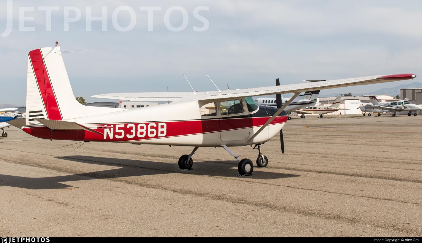 N5386B - Cessna 182 - Private