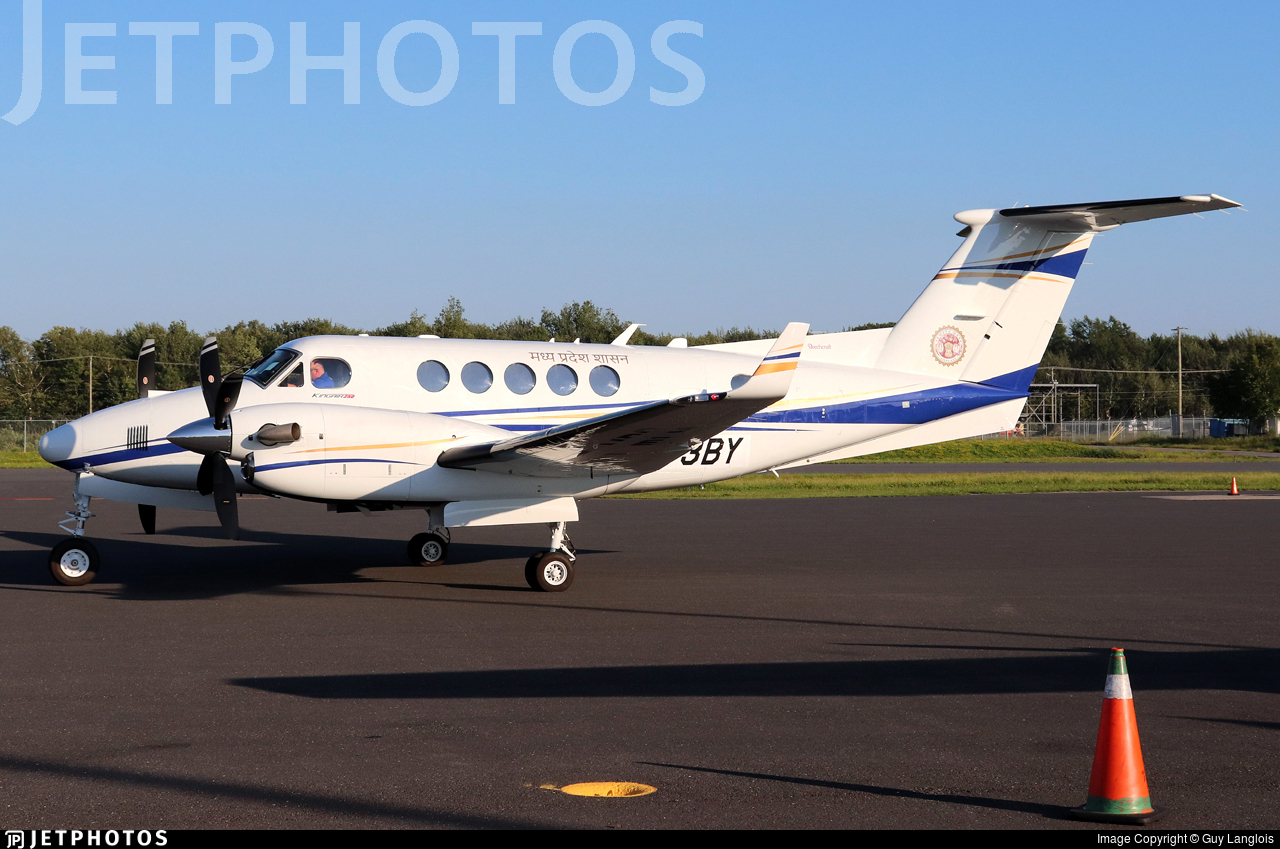 N373BY - Beechcraft B200GT King Air 250 - Textron Aviation