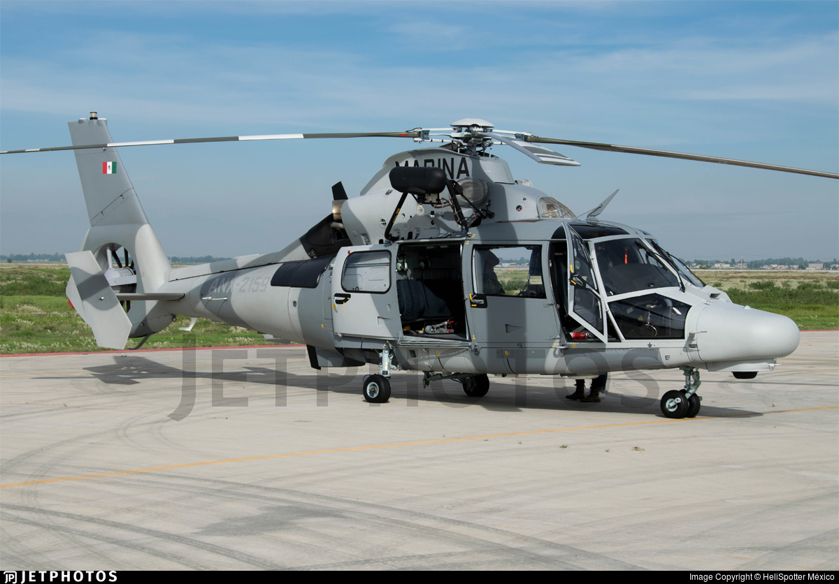 ANX-2159 - Airbus Helicopters AS565 MBe Panther - Mexico - Navy