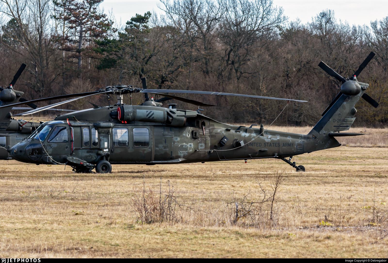 98-26812 - Sikorsky UH-60L Blackhawk - United States - US Army