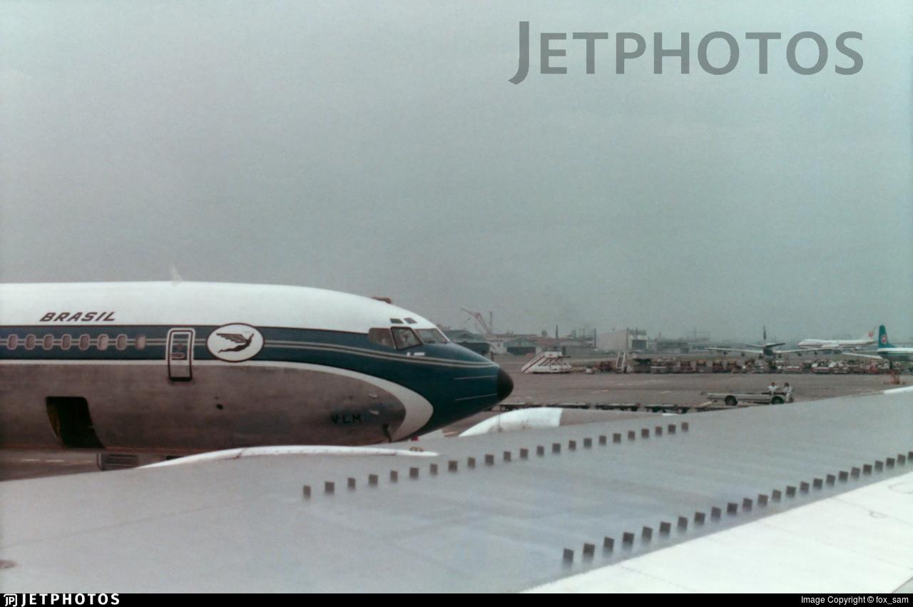 D-ABUB - Boeing 707-330B - Lufthansa