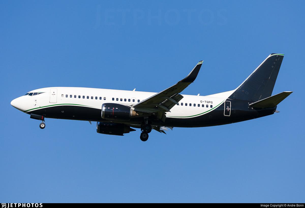 G-TGPG - Boeing 737-3Y0 - 2 Excel Aviation