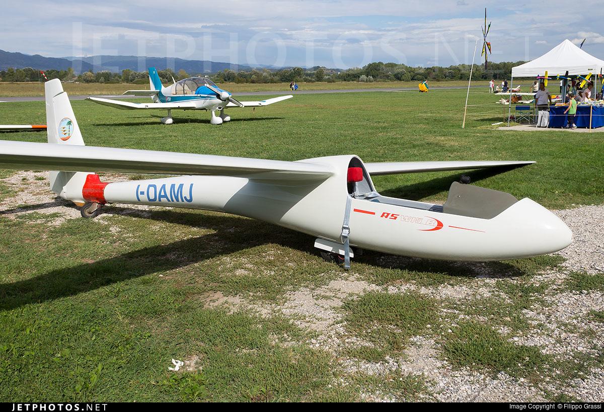 I-DAMJ - Schleicher ASW-15B - Aero Club Volovelistico Toscano
