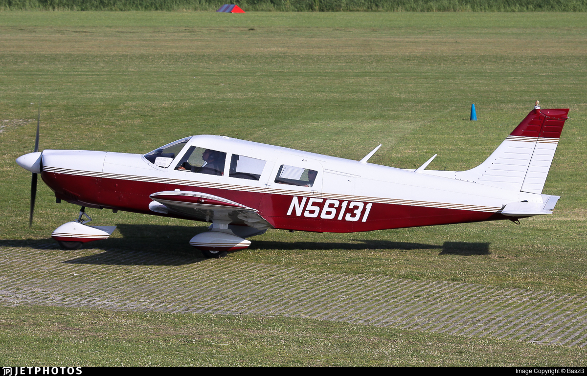 N56131 - Piper PA-32-260 Cherokee Six - Private