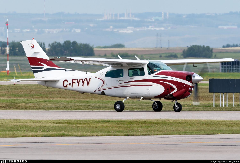C-FYYV - Cessna T210R Turbo Centurion II - Private