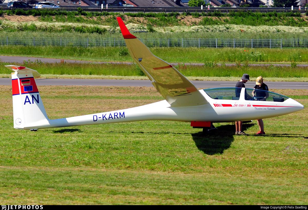 D-KARM - DG Flugzeugbau DG-1000 T - Private