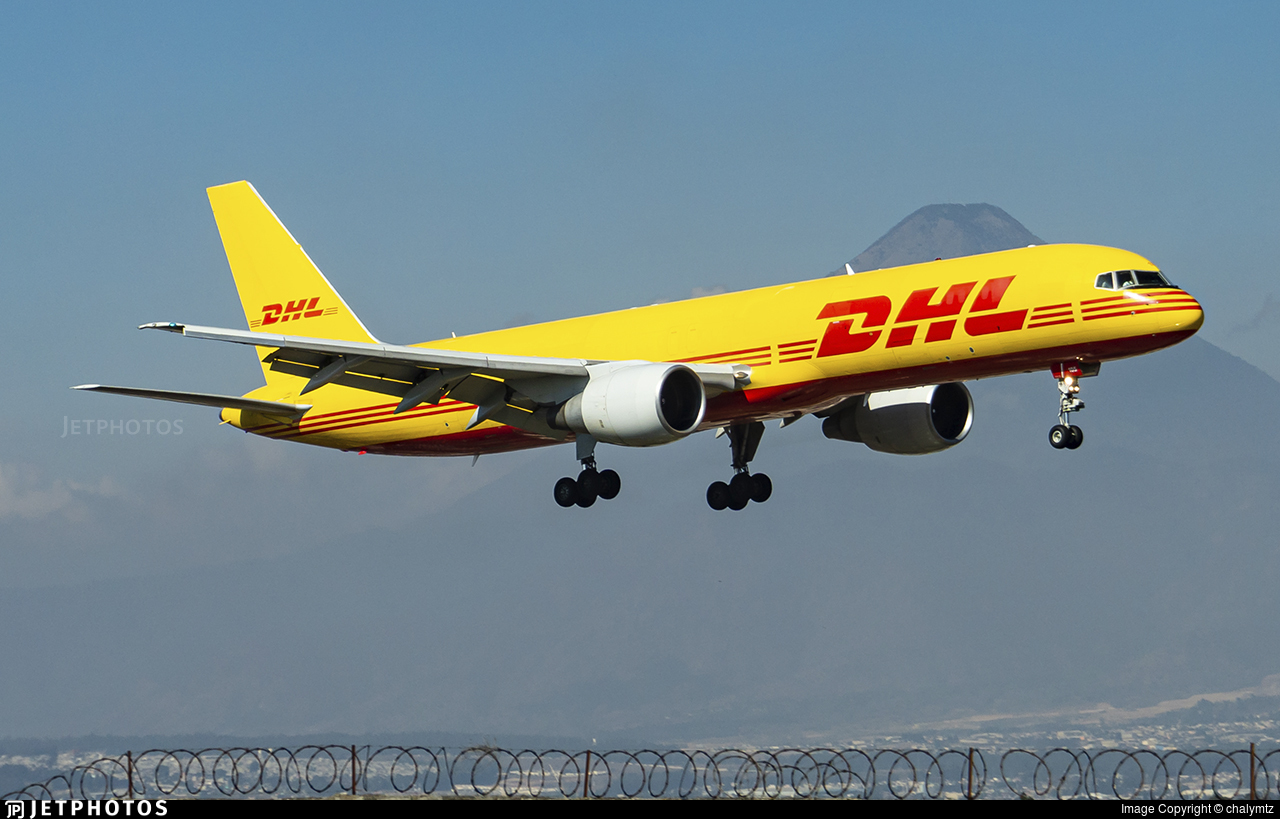 HP-1810DAE - Boeing 757-27A(PCF) - DHL Aero Expreso