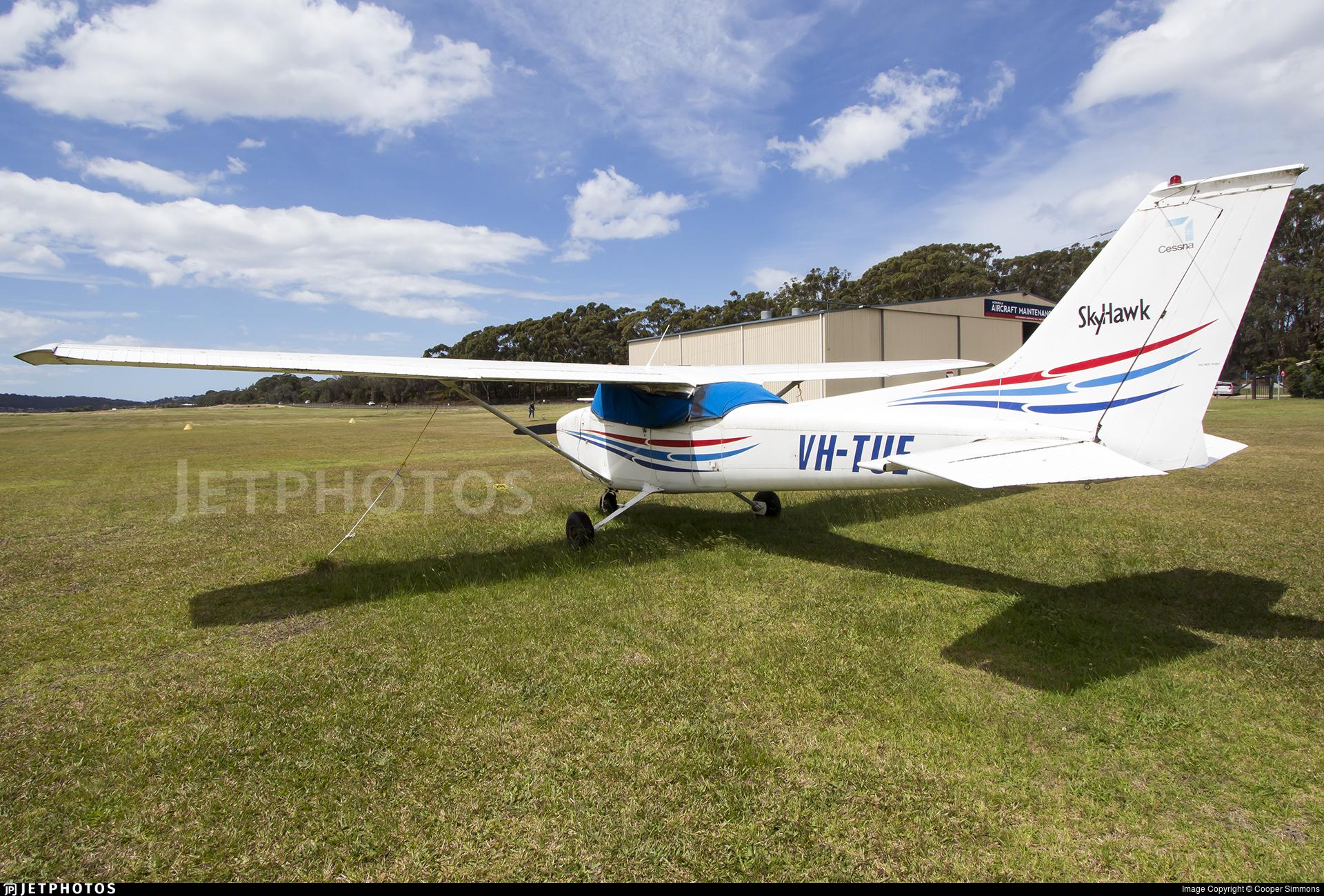VH-TUE - Cessna 172M Skyhawk - Private