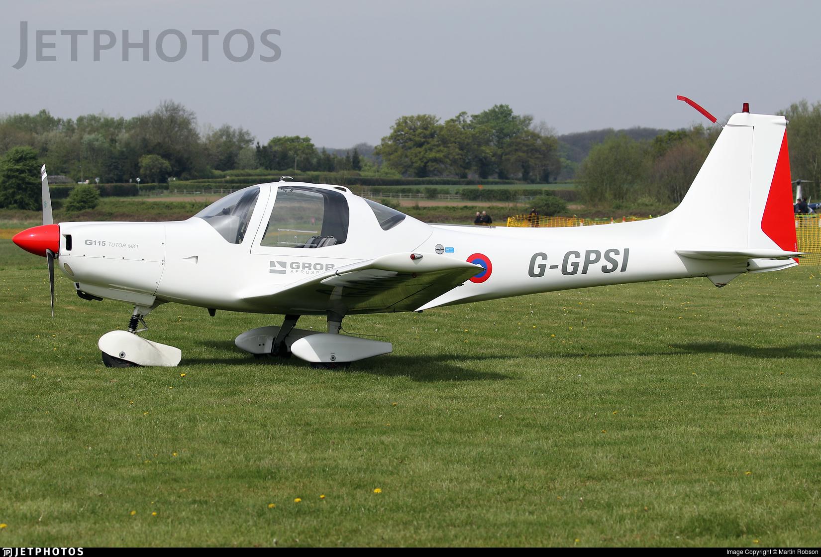 G-GPSI - Grob G115 - Private