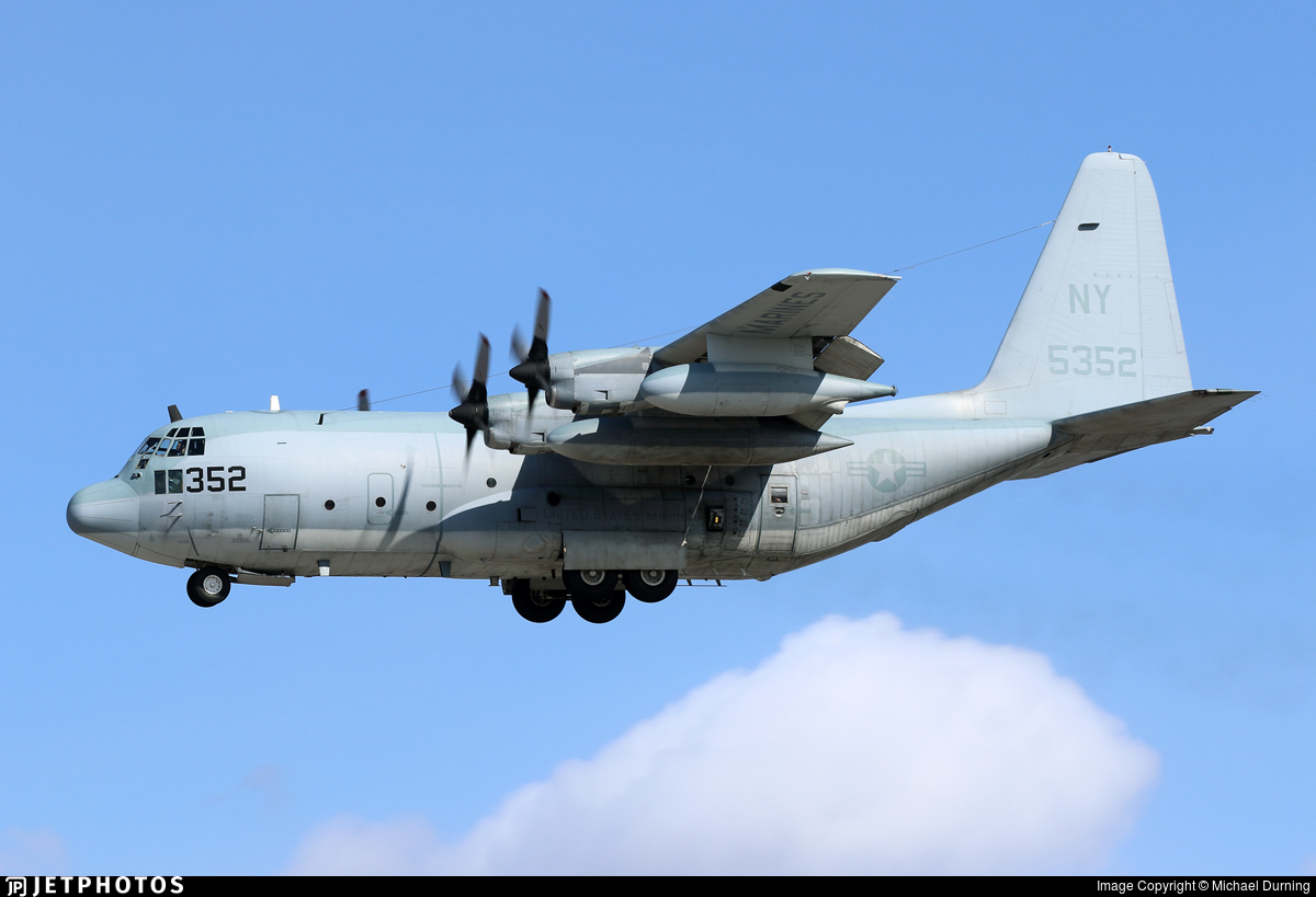 165352 - Lockheed KC-130T Hercules - United States - US Marine Corps (USMC)
