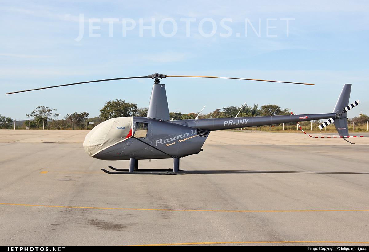 PR-JNY - Robinson R44 Raven II - Private