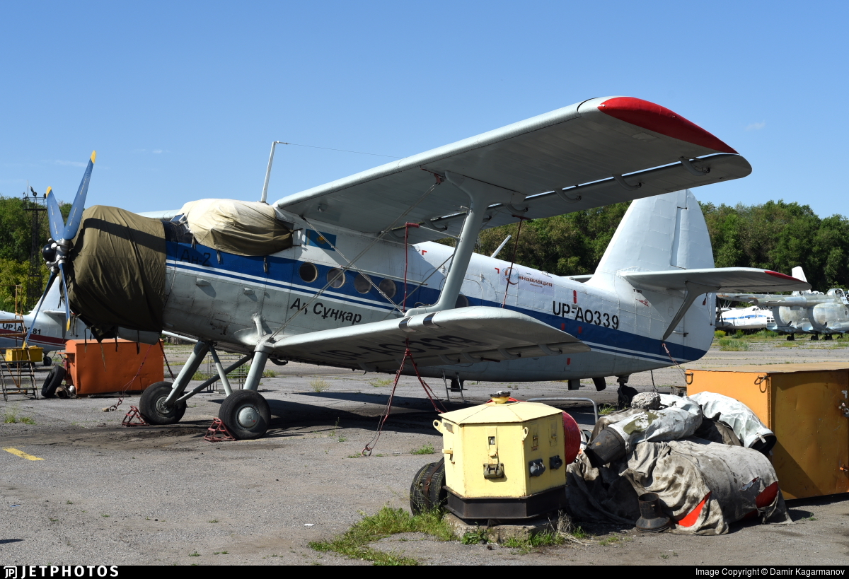 UP-A0339 - PZL-Mielec An-2 - Private