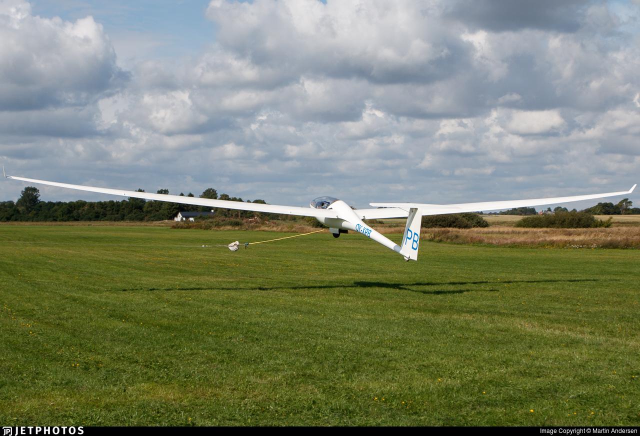 OY-XPB - DG Flugzeugbau DG-600/17 - Private