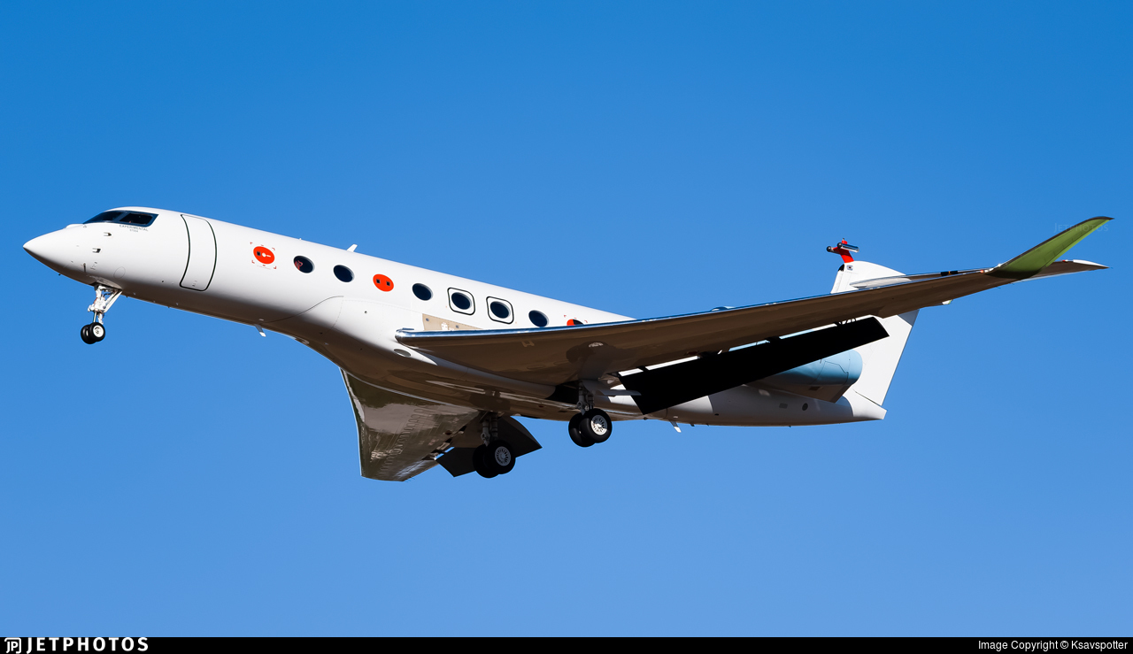 N704GA - Gulfstream G700 - Gulfstream Aerospace