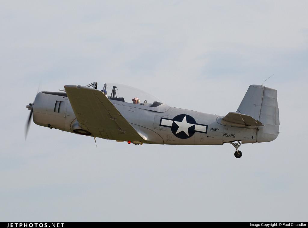 N5726 - Fairchild XNQ-1 - Private