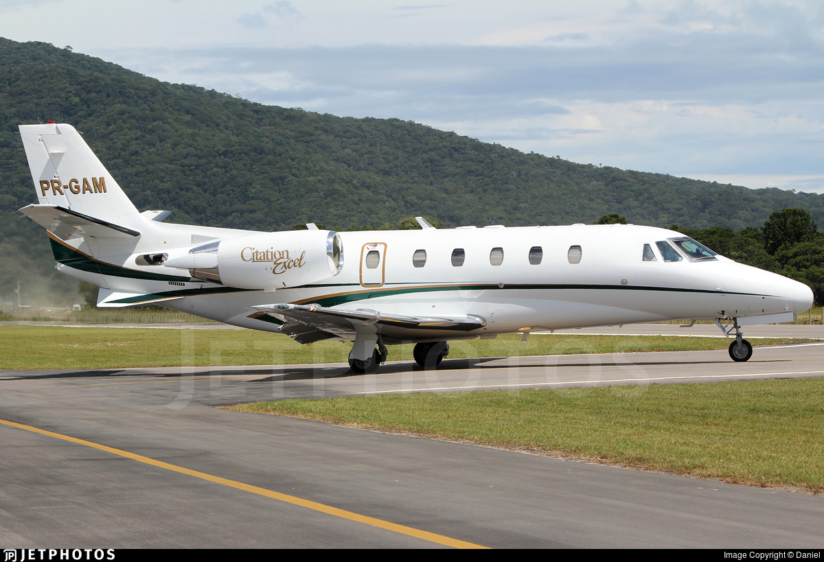 PR-GAM - Cessna 560XL Citation Excel - Private