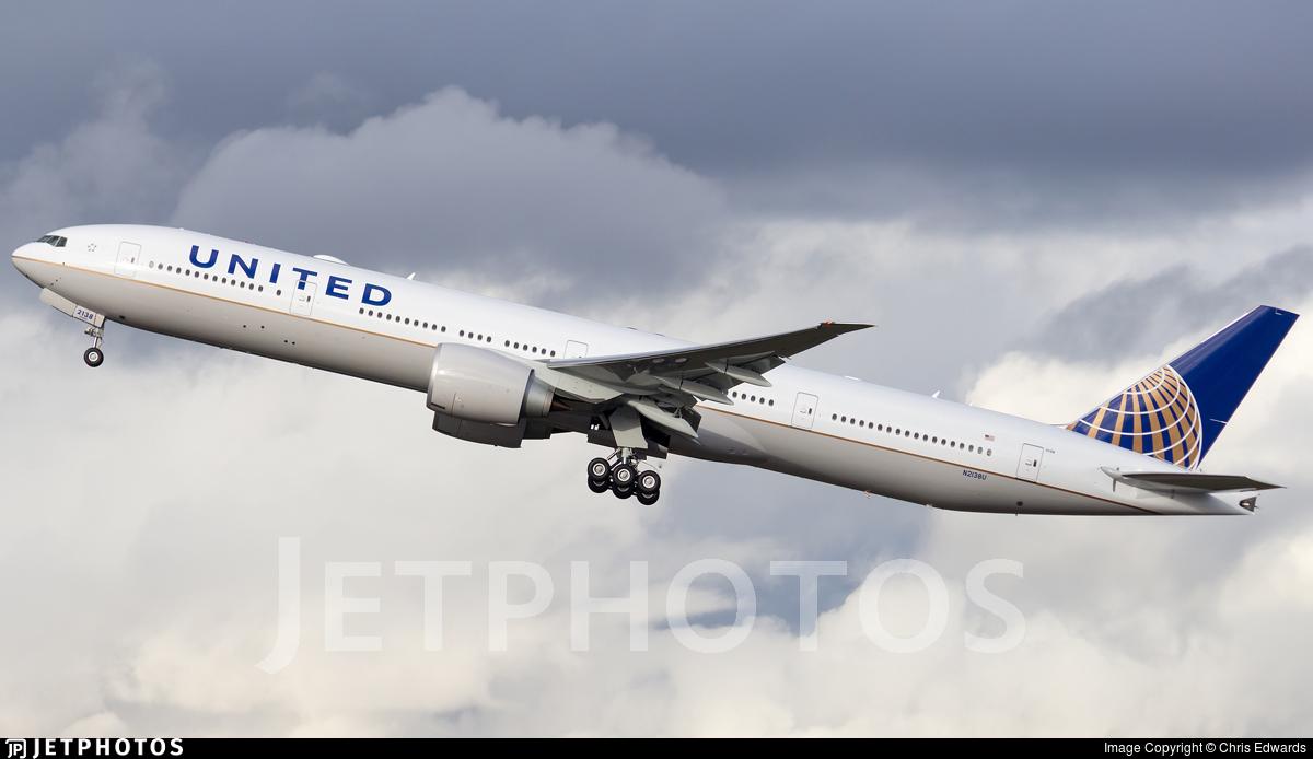 Image result for united 777-300er