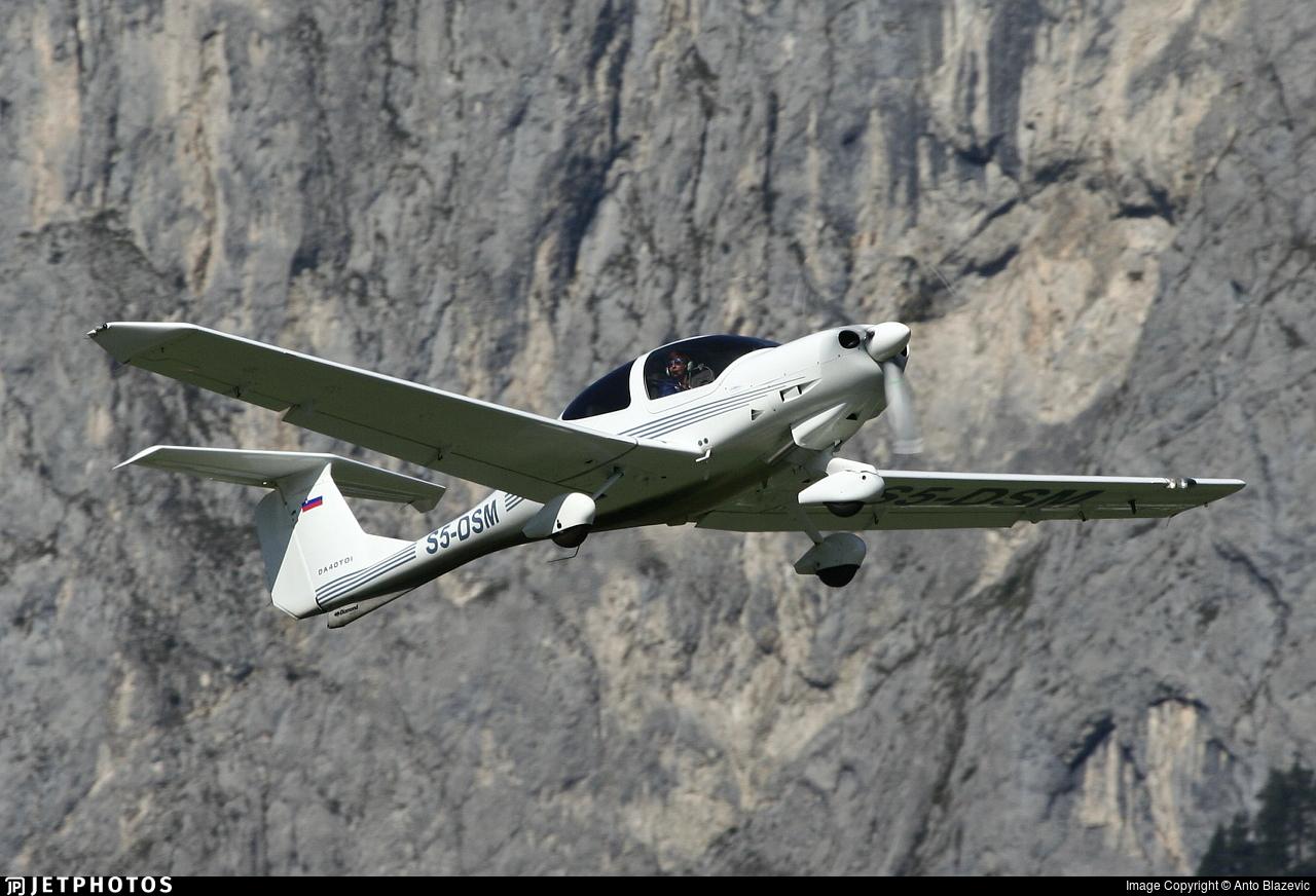S5-DSM - Diamond DA-40D Diamond Star TDI - Flugsportzentrum Tirol