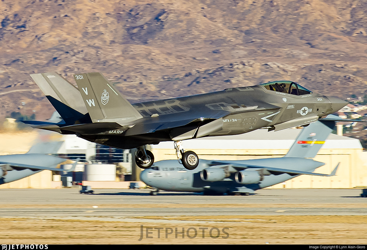169425 - Lockheed Martin F-35C Lightning II - United States - US Marine Corps (USMC)