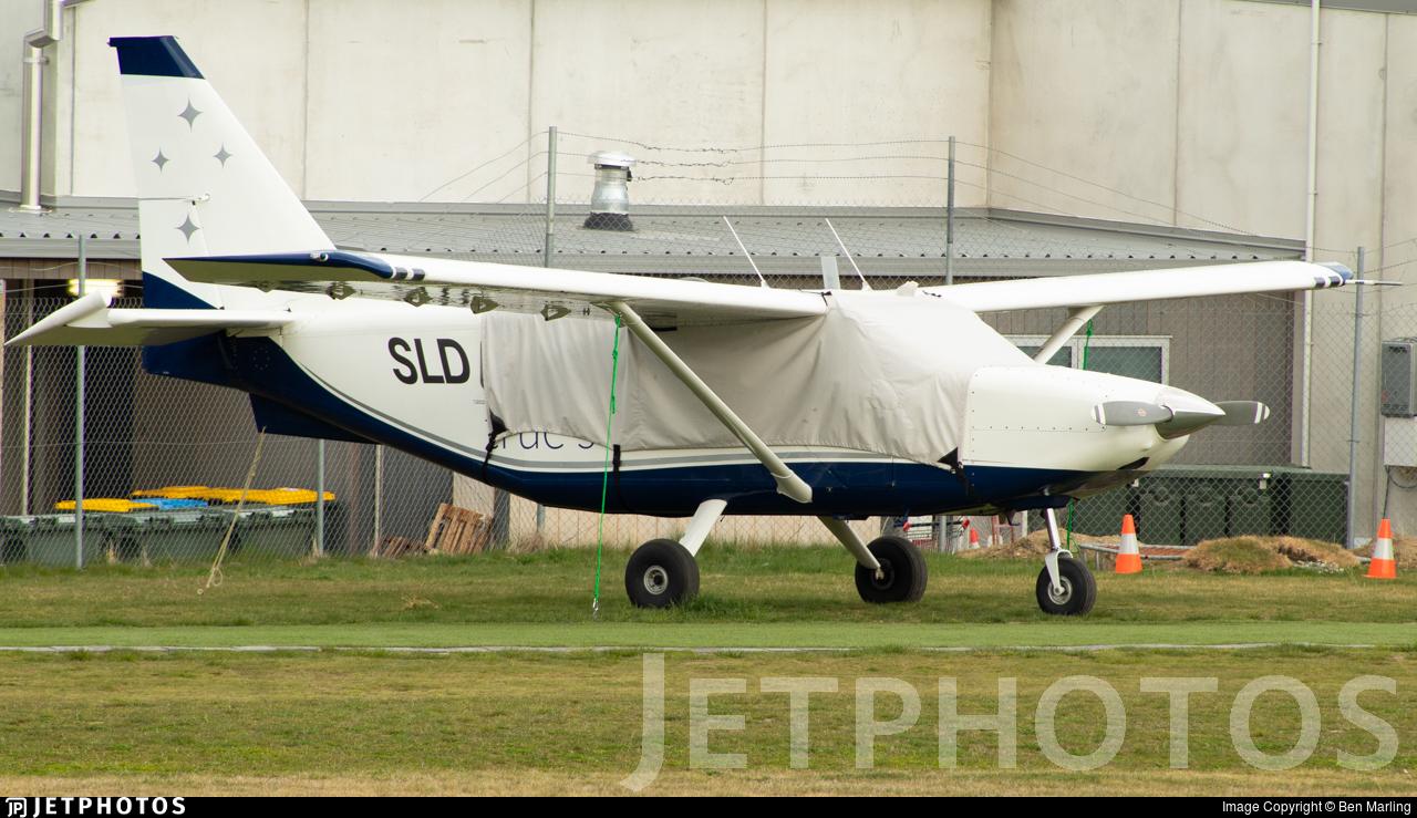 ZK-SLD - Gippsland GA-8 Airvan - Southern Lakes Aviation