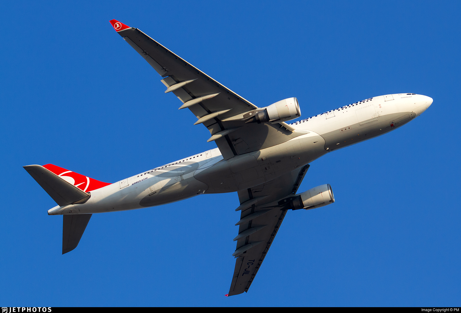TC-JIL - Airbus A330-203 - Turkish Airlines
