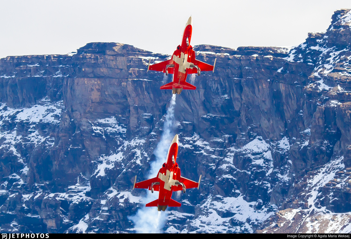 J-3084 - Northrop F-5E Tiger II - Switzerland - Air Force
