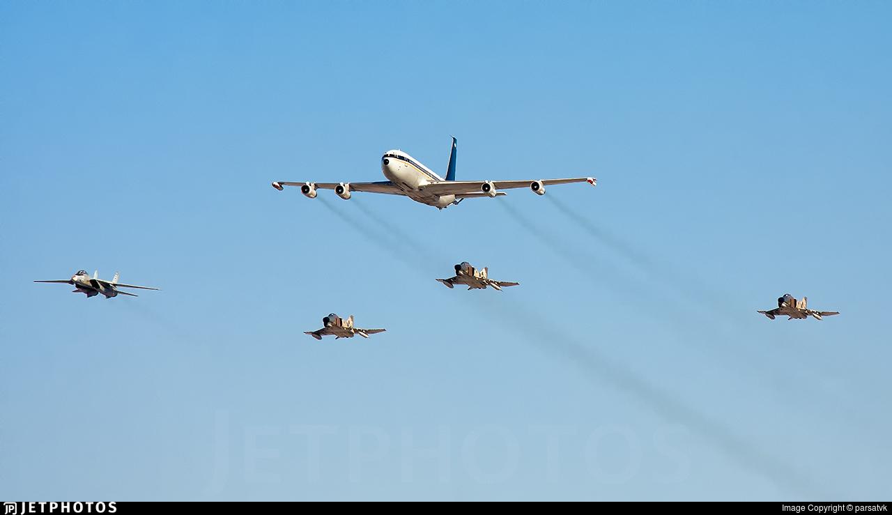 5-8304 - Boeing 707-3J9C - Iran - Air Force
