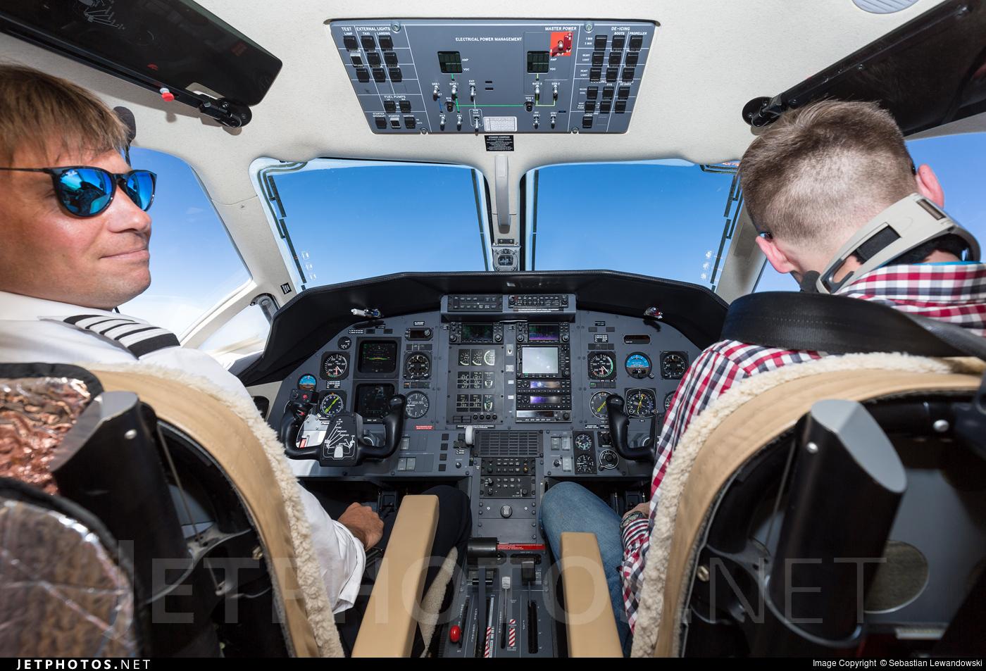 SP-EMA - Pilatus PC-12/45 - Private