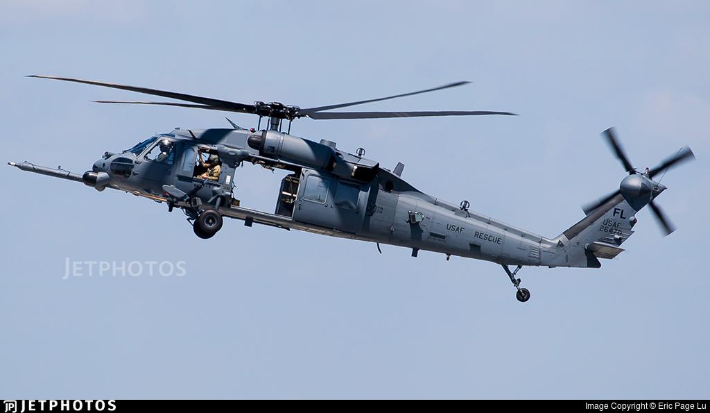 92-26470 - Sikorsky HH-60G Pave Hawk - United States - US Air Force (USAF)