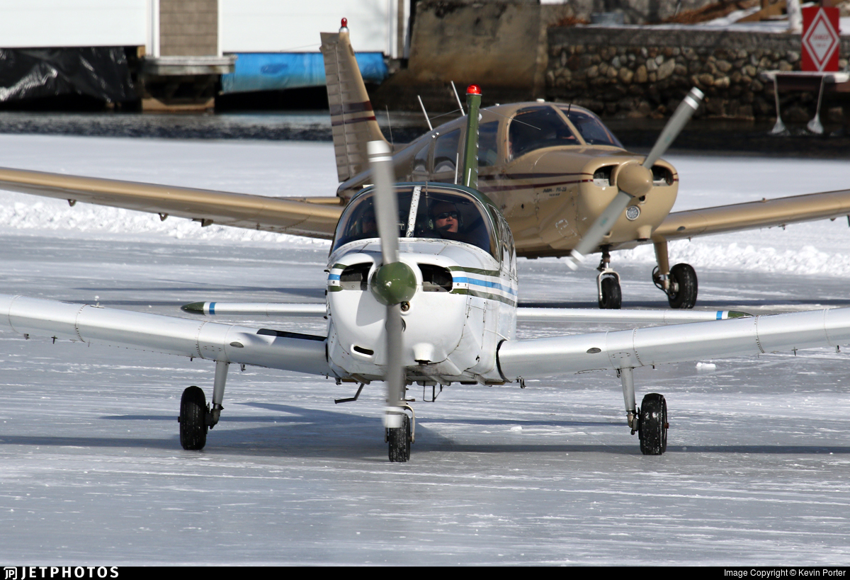 N41888 - Piper PA-28-151 Cherokee Warrior - Private