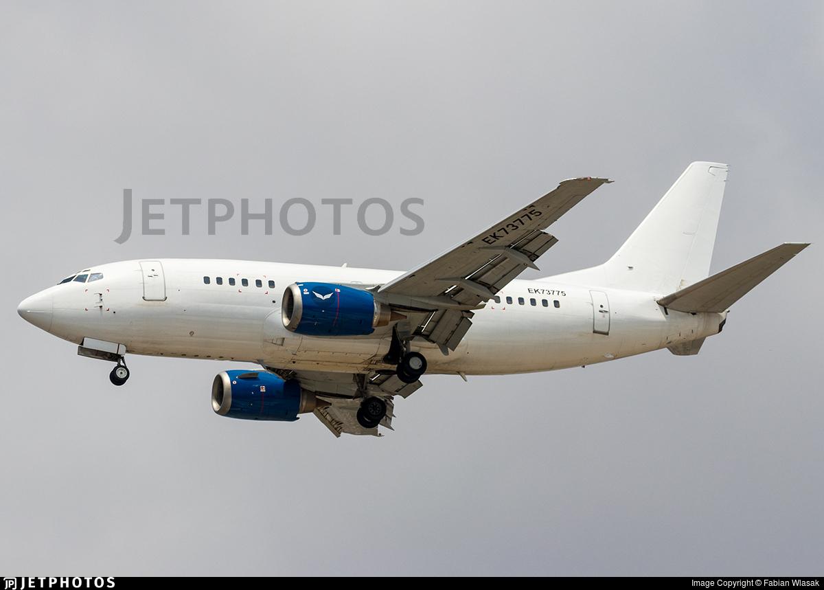 EK-73775 - Boeing 737-55S - Taron Avia