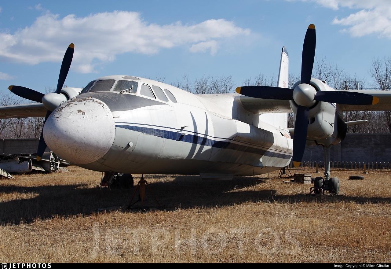 50954 - Antonov An-24B - China - Air Force