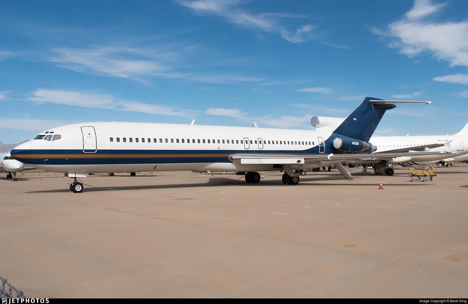 N422BN - Boeing 727-227(Adv) - Roush Air