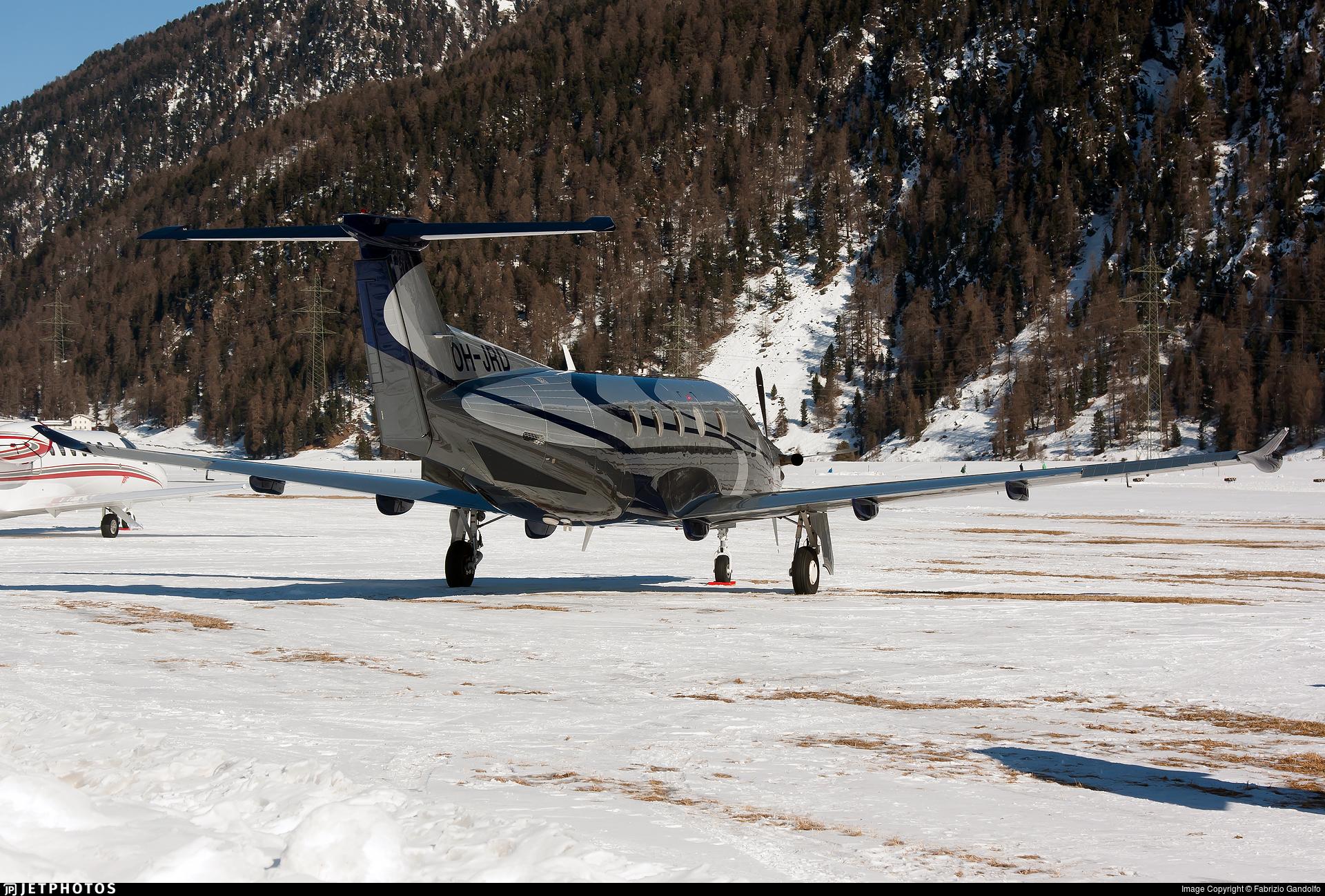 OH-JRD - Pilatus PC-12/47E - Private