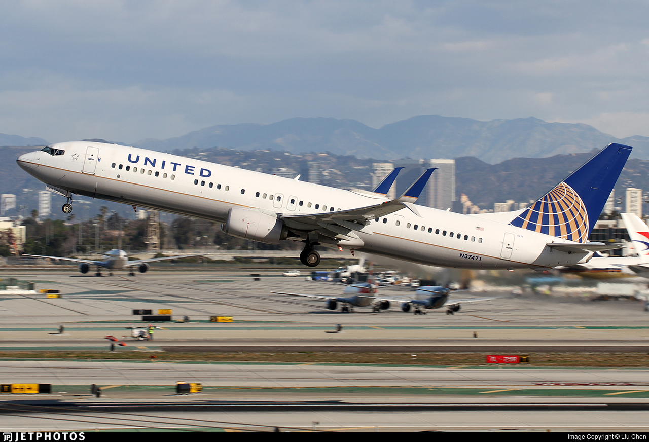 N37471 - Boeing 737-924ER - United Airlines