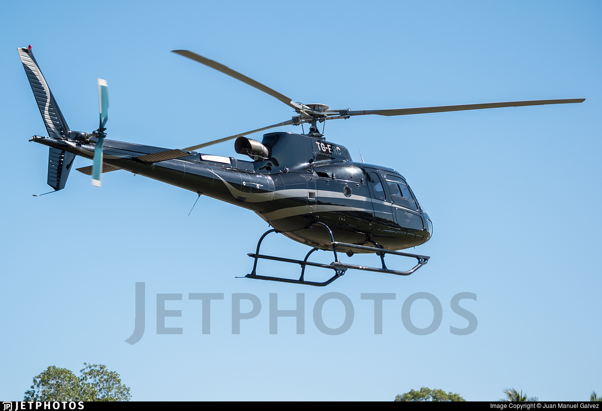TG-ERC - Aérospatiale AS 350B3 Ecureuil - Private