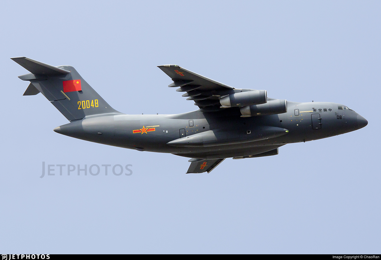 20048 - Xian Y-20A - China - Air Force