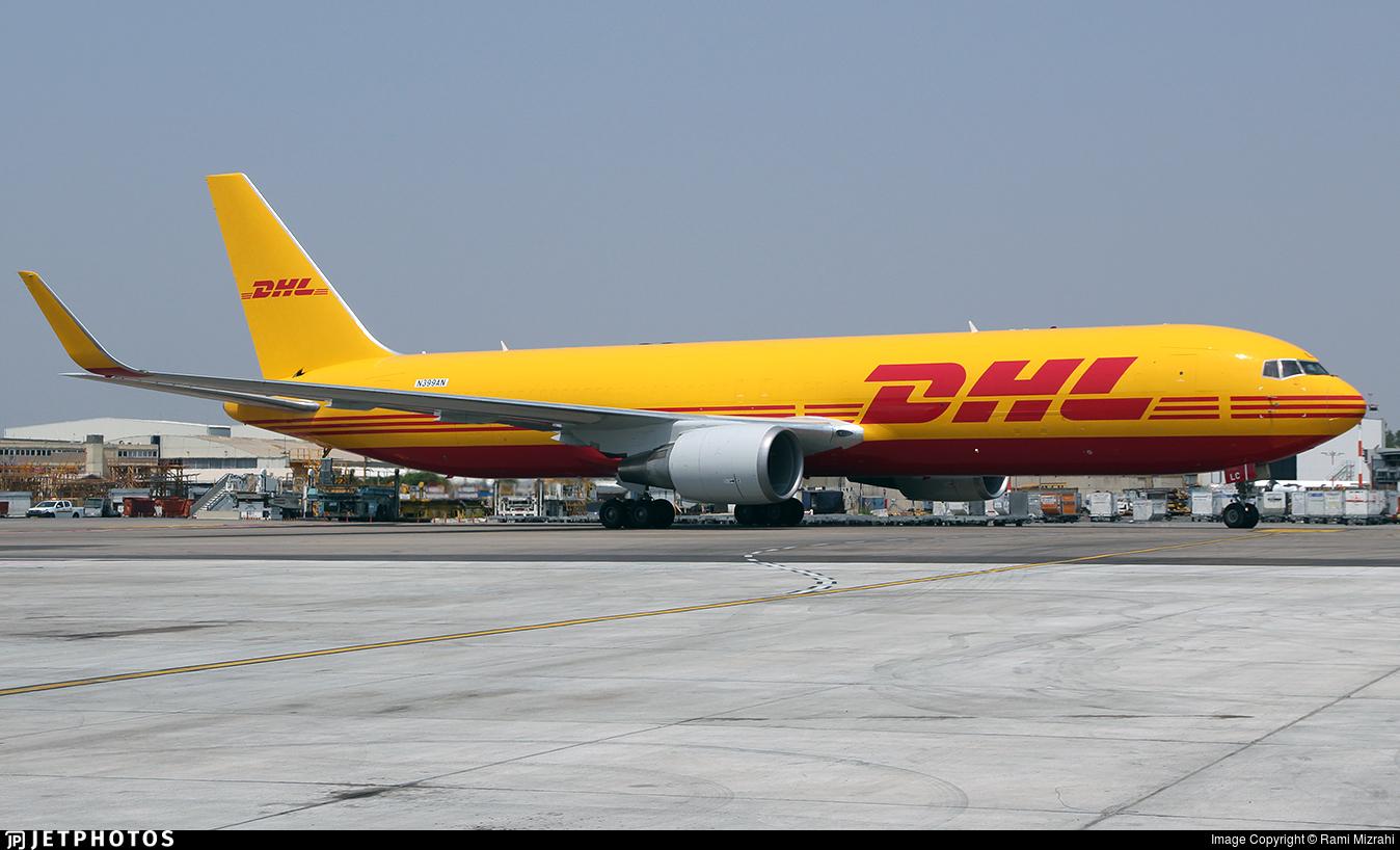 N399AN - Boeing 767-323(ER)(BDSF) - DHL Air