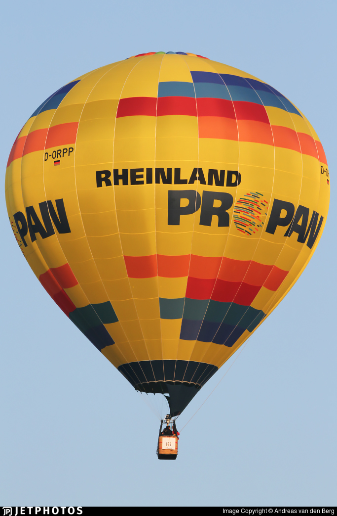 D-ORPP - Schroeder Fire Balloons G - Private