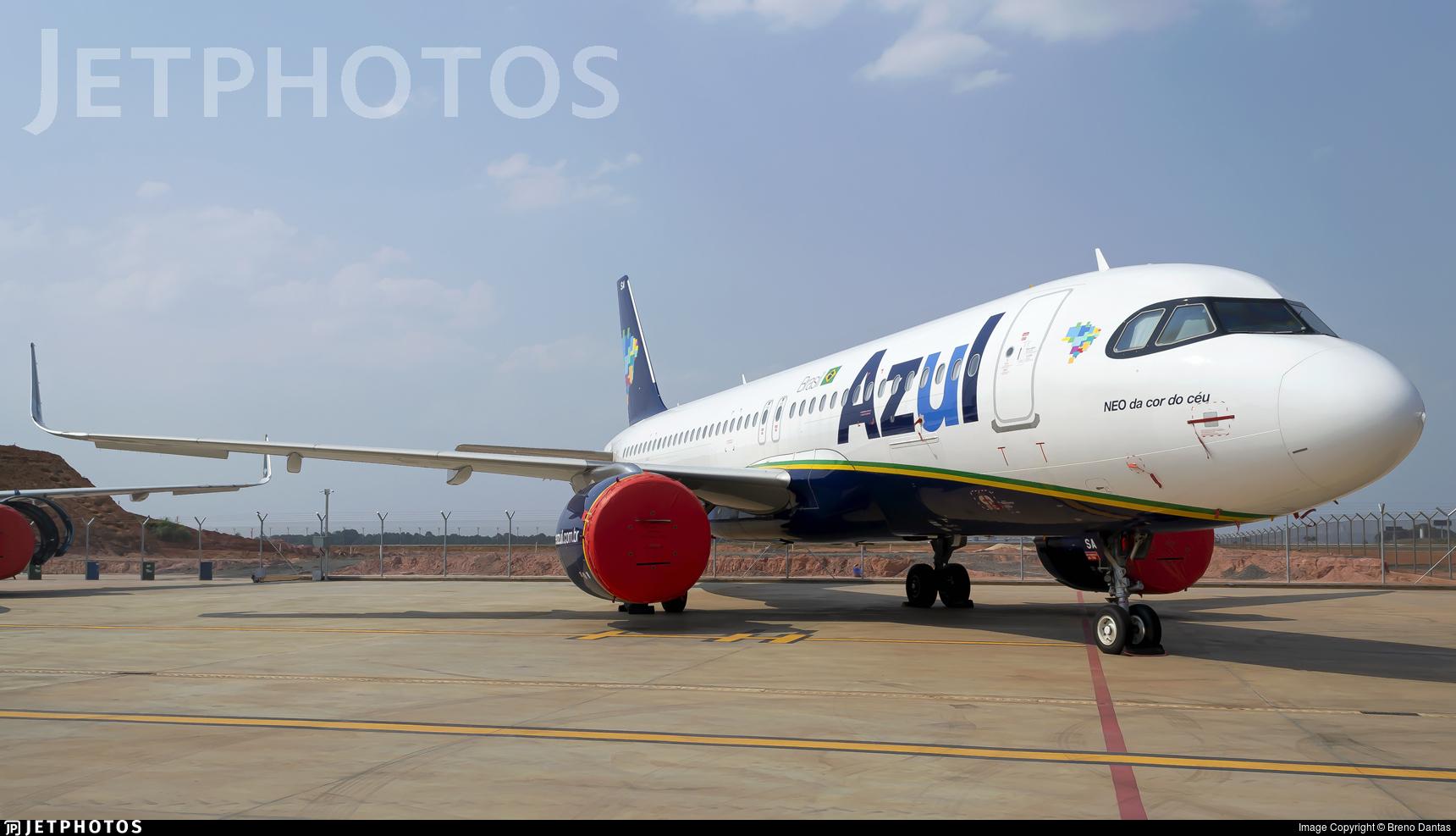 PR-YSA - Airbus A320-251N - Azul Linhas Aéreas Brasileiras
