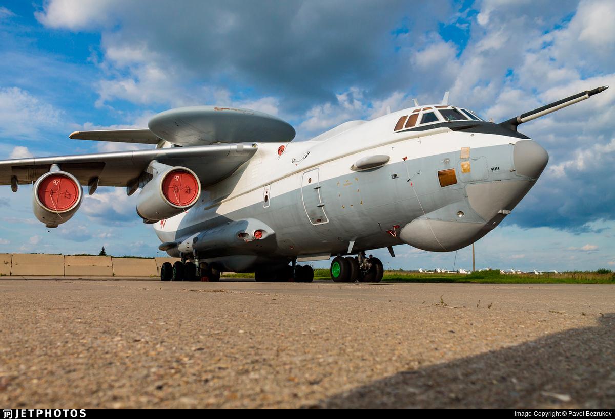 RF-92957 - Beriev A-50U Mainstay - Russia - Air Force