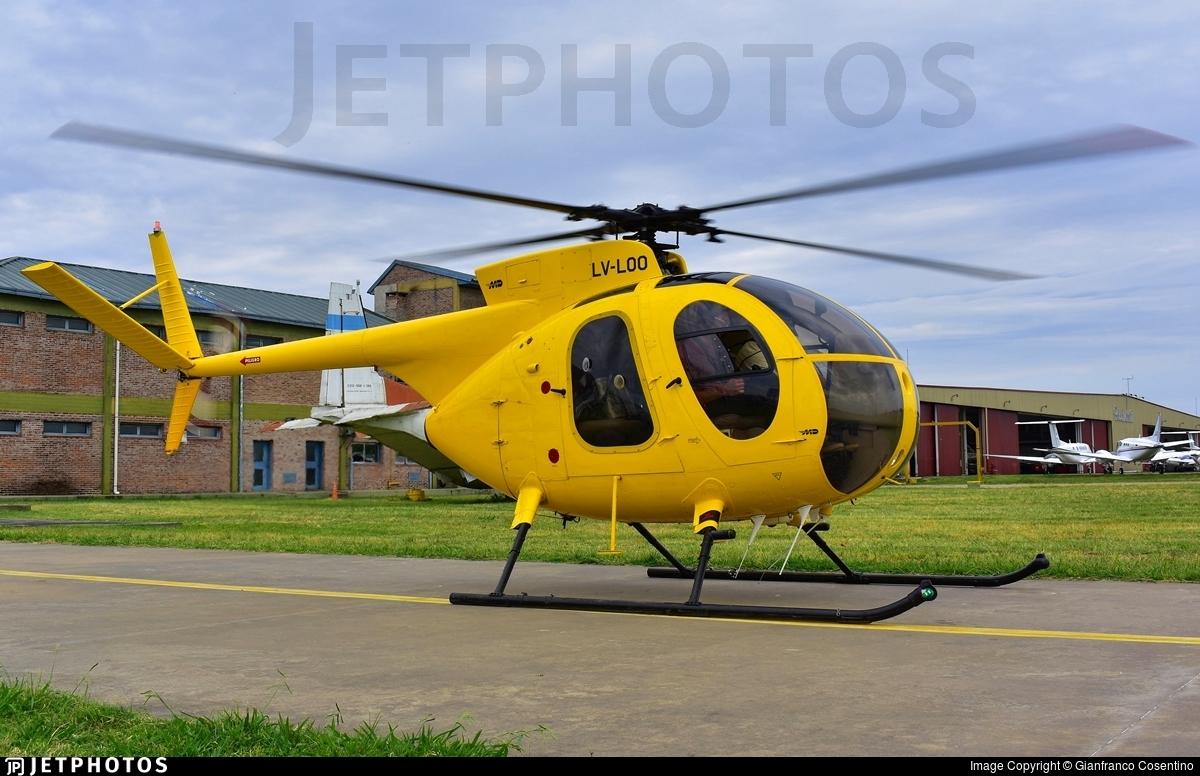 LV-LOO - Hughes 500C - Private